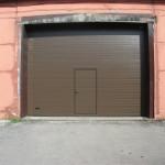 Секционные ворота Doorhan, объект 2